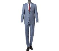 Anzug, Modern Fit, Schurwolle Super110