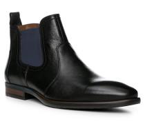 Herren Schuhe DYLAN Büffelleder schwarz schwarz,braun