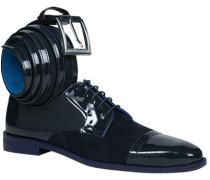 Schuhe Burford Kalbleder dunkel