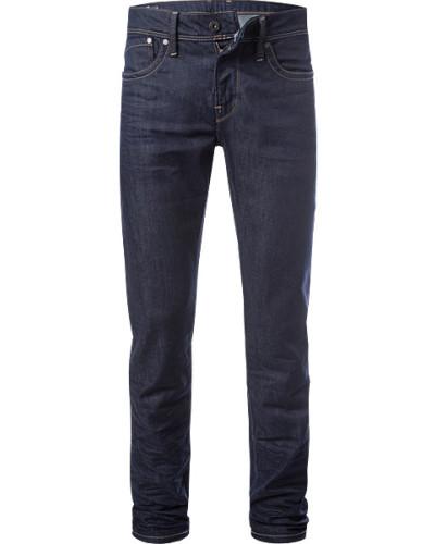 Jeans Hatch, Slim Fit, Baumwoll-Stretch, dunkel
