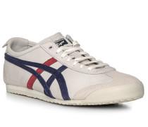Schuhe Sneaker Mexico Leder ecru