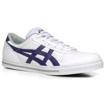Herren Schuhe Sneaker Canvas weiß weiß,grau