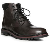 Herren Schuhe Boots, Kalbleder, braun