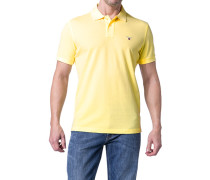 Herren Polo-Shirt Regular Fit Baumwoll-Piqué
