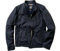 Herren Jacke Regular Fit Baumwolle isolierend navy blau,blau,grau