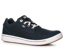 Herren Schuhe Sneaker Textil navy blau,blau