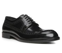 Herren Schuhe LARSON, Kalbleder, schwarz