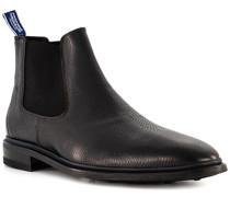 Schuhe Chelsea Boots Kalbleder