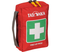 Herren Erste Hilfe-Tasche Basic 230 g, rot