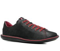 Herren Schuhe Sneaker Glattleder