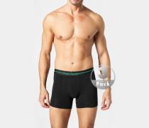 Herren Unterwäsche Trunks Baumwoll-Stretch