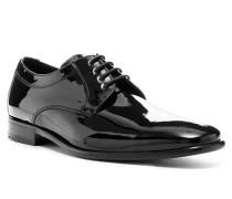 Schuhe Derby Freeman, Lackleder