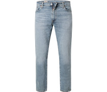 Jeans 511 Slim Fit Baumwoll-Stretch hell