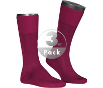 Serie Luxury No.6, Socken, Schurwolle-Seide