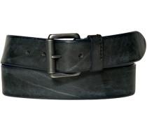Herren Gürtel Grau Breite ca. 4 cm grau