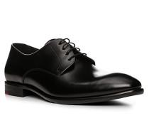 Herren Schuhe MADDOX, Kalbleder, schwarz