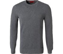 Pullover Bio-Baumwolle  meliert