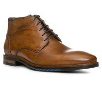 Herren Schuhe DINO, Kalbnappa-Schafnappa, braun