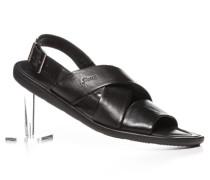 Schuhe Sandalen Lammleder