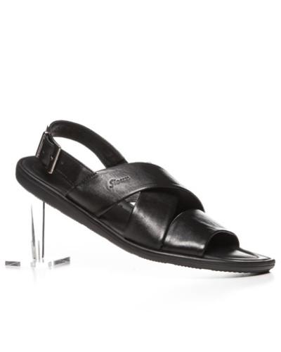 Schuhe Sandalen, Lammleder