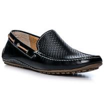 Schuhe Mokassins Lammleder