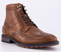 Schuhe Boots, Leder wasserdicht-warmgefüttert