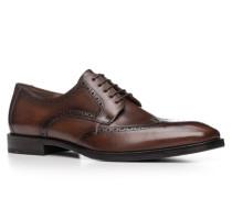 Schuhe Derby Lucien Kalbleder