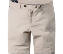 Herren Hose Shorts Baumwolle