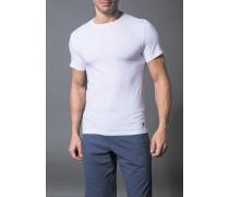 Herren T-Shirt Baumwoll-Stretch