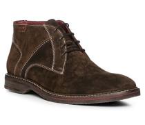 Schuhe Desert Dalbert, Kalbveloursleder