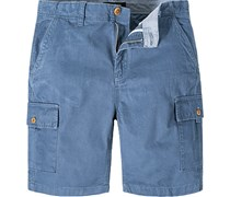 Herren Hose Cargo-Shorts Baumwolle