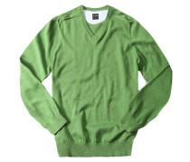 Herren Pullover Baumwolle, lindgrün