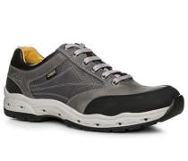 Herren Schuhe Sneaker, Leder-Microfaser GORE-TEX®, grau
