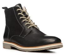 Herren Schuhe STEVEN Büffelleder schwarz