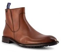 Schuhe Stiefeletten, Kalbleder warmgefüttert