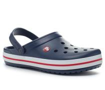 Schuhe Pantoletten Gummi navy