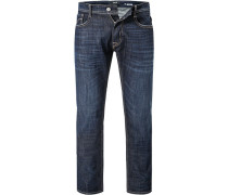 Jeans Baumwoll-Stretch 11 5 oz dunkel
