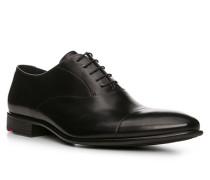 Herren Schuhe NOREN, Kalbleder, schwarz