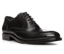 Herren Schuhe LEONIS, Kalbleder, schwarz
