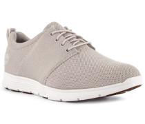 Schuhe Sneaker Textil hell
