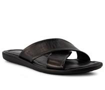 Schuhe Pantoletten Lammnappa