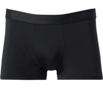 Herren Unterwäsche Trunk, Microfaser-Stretch, schwarz