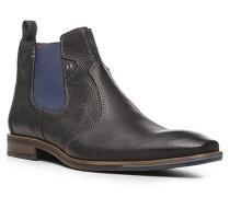 Herren Schuhe DIVO Rindleder grau