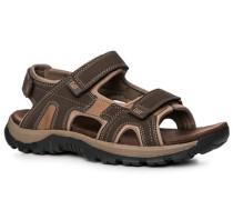 Schuhe Sandalen Textil