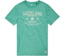 Herren T-Shirt, Baumwolle, mintgrün