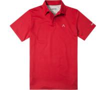 Herren Polo-Shirt DryComfort rot