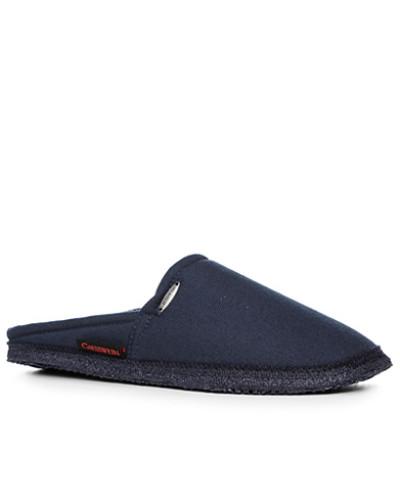 Giesswein Herren Schuhe Pantoffeln, Textil, dunkel