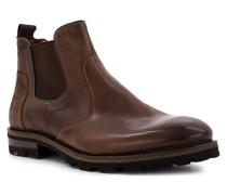 Schuhe Chelsea Boots Hill, Kalbleder