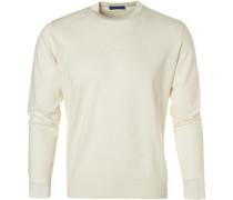 Pullover Seide-Baumwolle woll