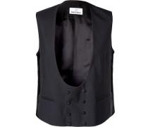 Anzug Smoking-Weste Wolle